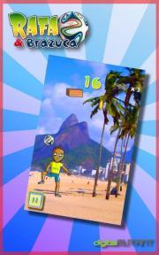 Rafa & Brazuca - World Cup 2014 Freestyle Soccer