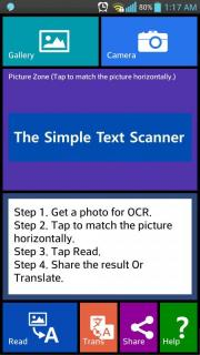 The Simple OCR