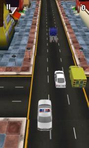 Police Car Racing