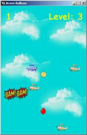 Brave Balloon