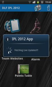 IPL 2012