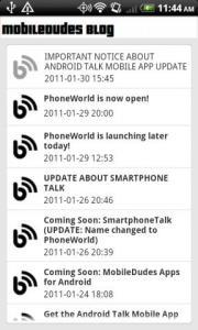 MobileDudes Blog