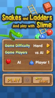Snakes Ladders Slime