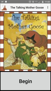 The Talking Mother Goose Free