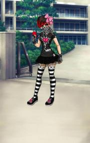 Emo Girl Dress Up Games