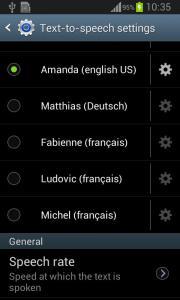 Amanda voice (english US)