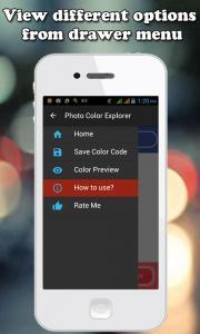Photo Color Explorer