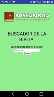 Buscabiblia