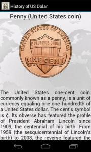 History of US Dolar