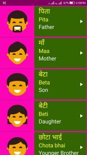 Learn Hindi From English Pro