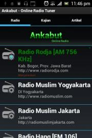 Ankabut Radio