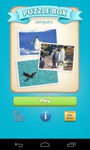 Pic Puzzle: Penguins