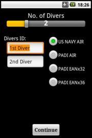 Dive Tables Pro