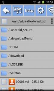 File Transfer Lite