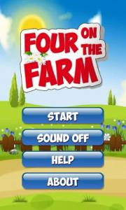 Four On The Farm FREE