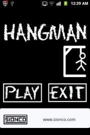 Hangman - Basic