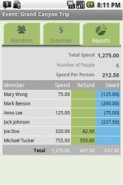 Expense Share + Tip Calculator Pro
