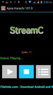 StreamC