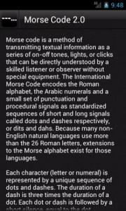 Morse Code 2.0