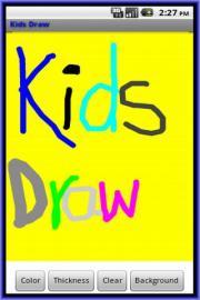 Kids Draw Ad