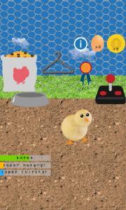 Chicken Pet Game