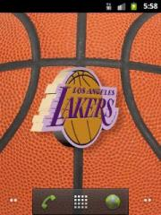 Los Angeles Lakers Live Wallpaper