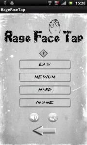 Rage Face Tap