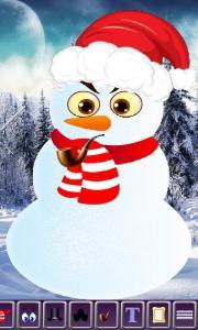 Snowman Builder