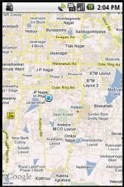 GPS Location based Alarm