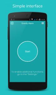 Gravity Alarm