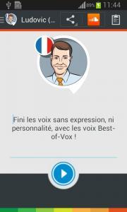 Voix Ludovic (français)