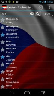 German Czech Dictionary FREE