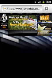 Juventus News Widget