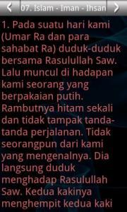 1100 Hadith Terpilih (Malay)