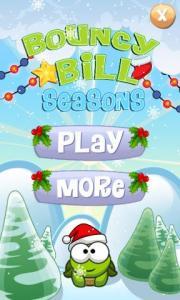 Bouncy Bill Seasons