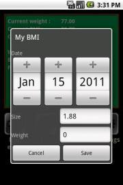 My BMI