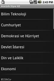 Atatürk Diyor Ki!