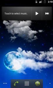 Night Sky LWP