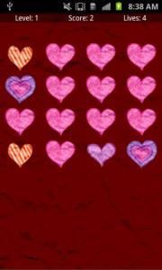 Valentines Memory