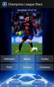 Champions League Stars