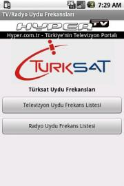 TV/Radyo Uydu Frekansları