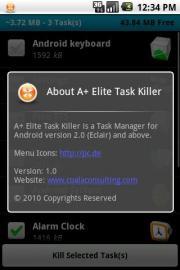 A+ Elite Task Killer