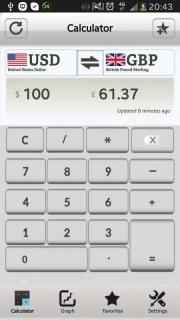 HD Currency Calculator Pro