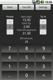 EZ Tip Calculator Free