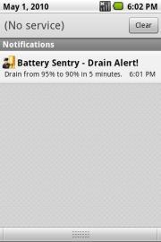 Battery Sentry