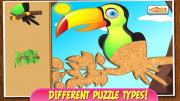 Animal Puzzle Game for Toddlers and Kids