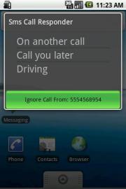 Sms Call Responder