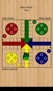 Ludo Parchis Classic Edition