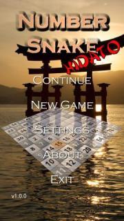 Number Snake: Hidato