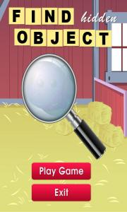 Find Hidden Object